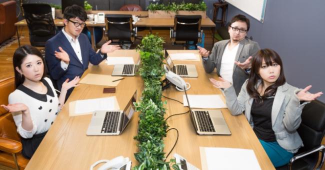 オフィス環境改善