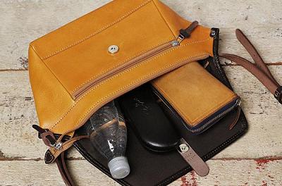 バッグの容量を伝える商品写真の撮り方