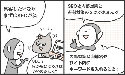 ネットショップのSEOの基本