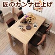 4つの椅子が写り込んだテーブルのイメージ写真